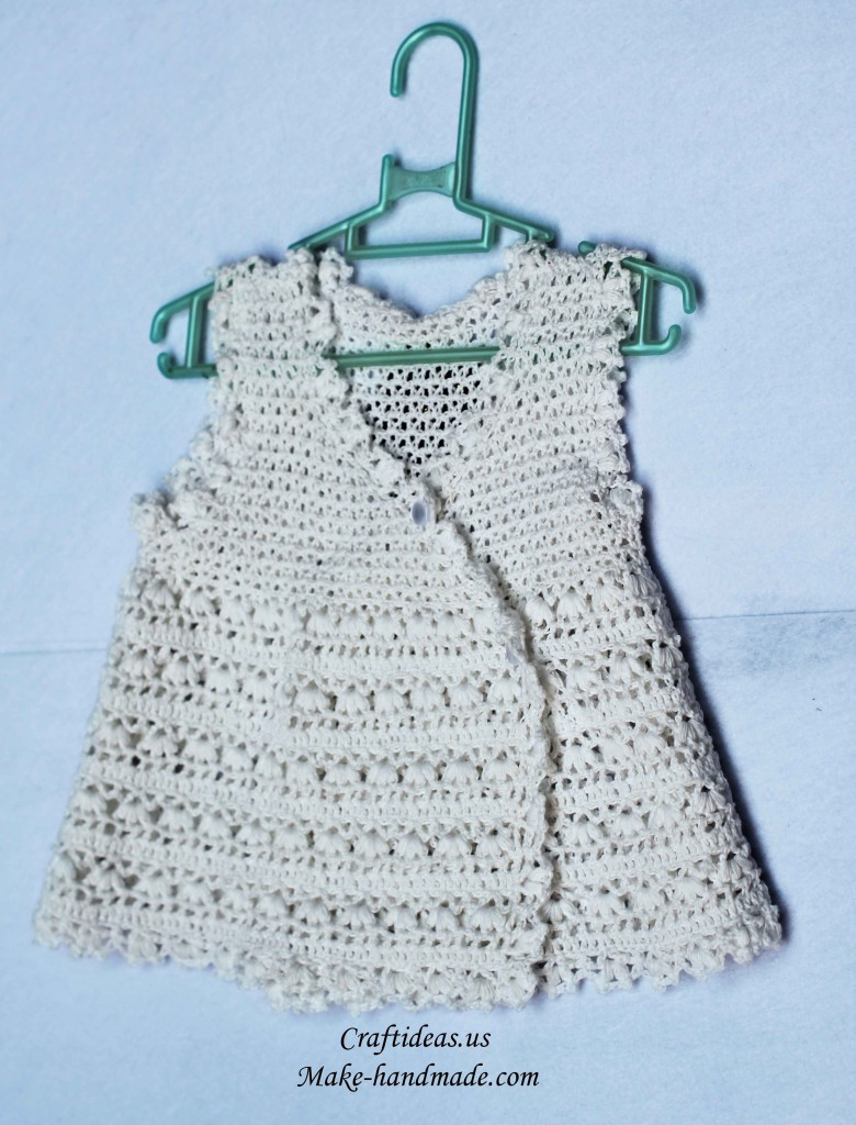 crochet handmade dresses