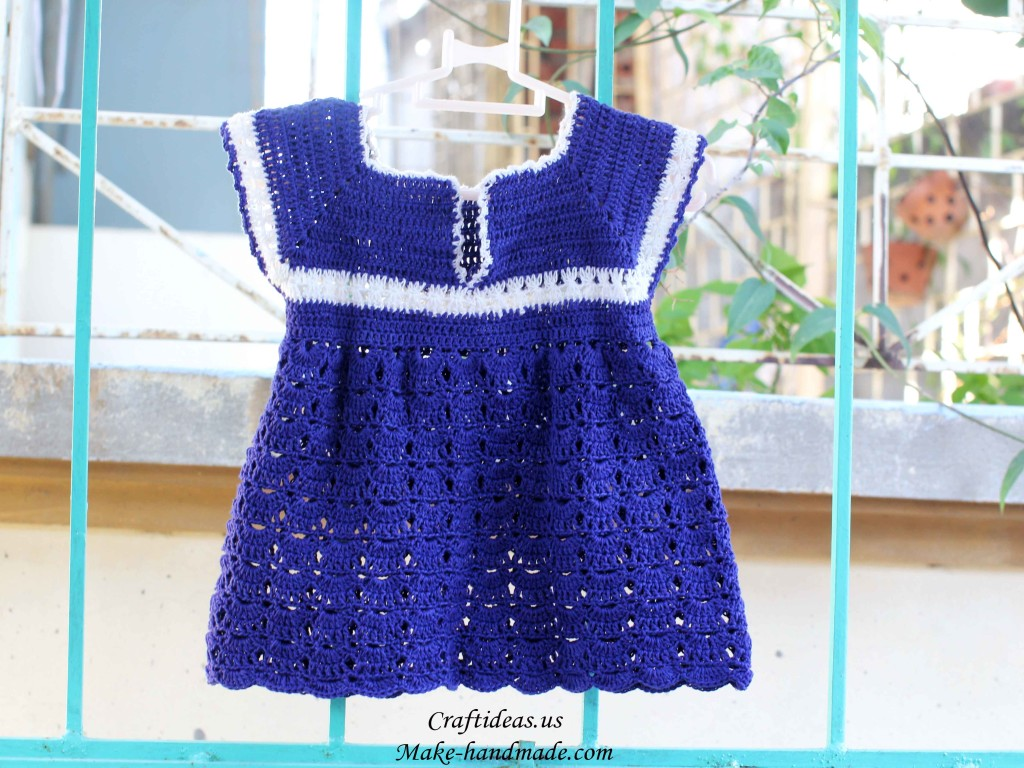 crochet kids fashion
