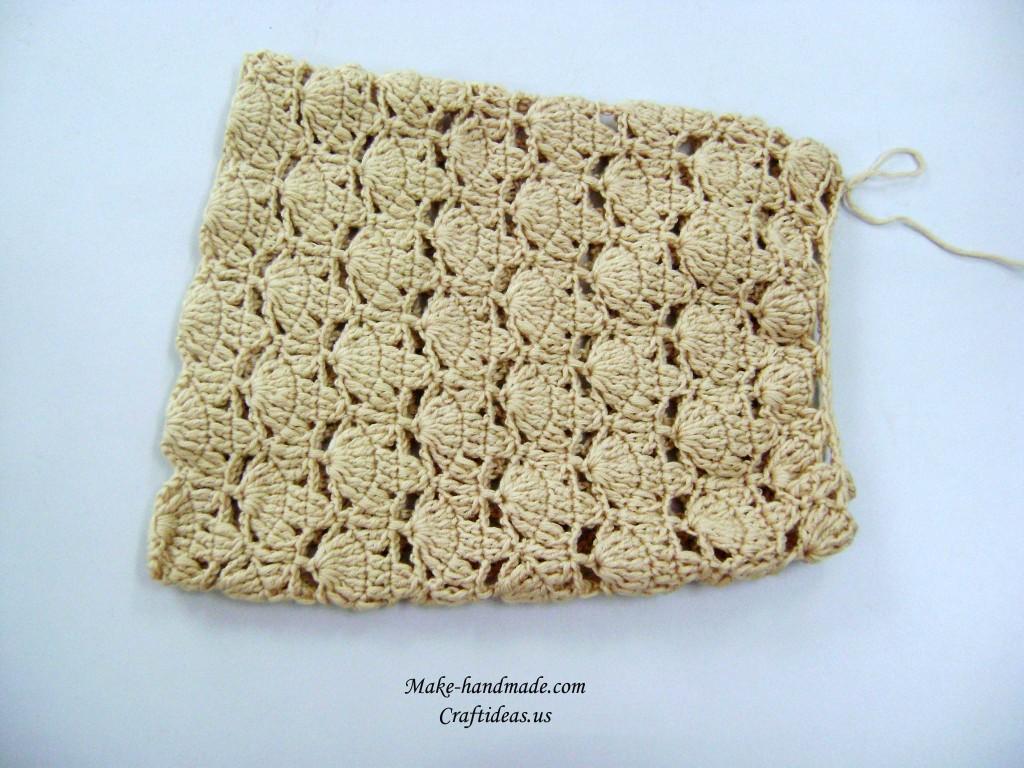 crochet leaves hat ideas