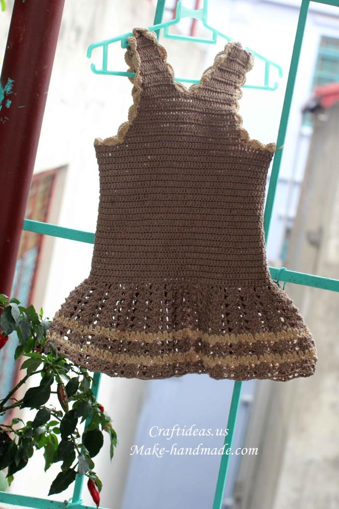 summer baby dress