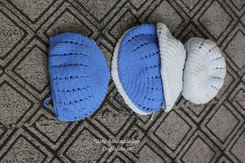crochet baby hat ideas
