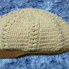crochet cute and beauty baby cap and beanie