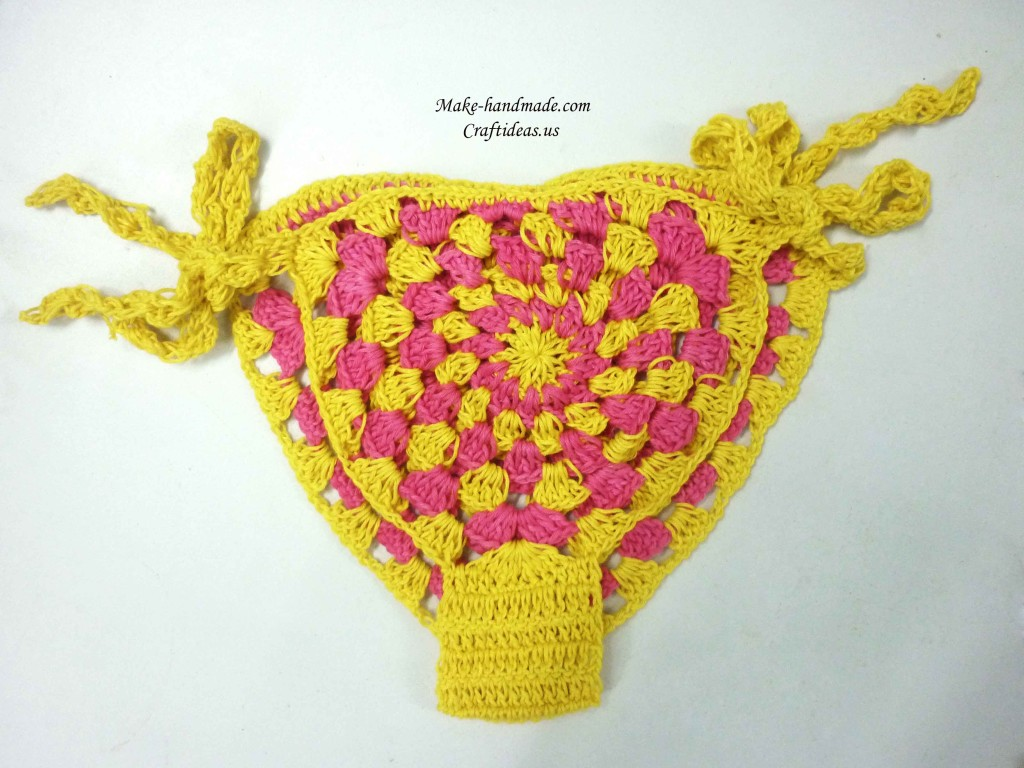 crochet baby swimsuits