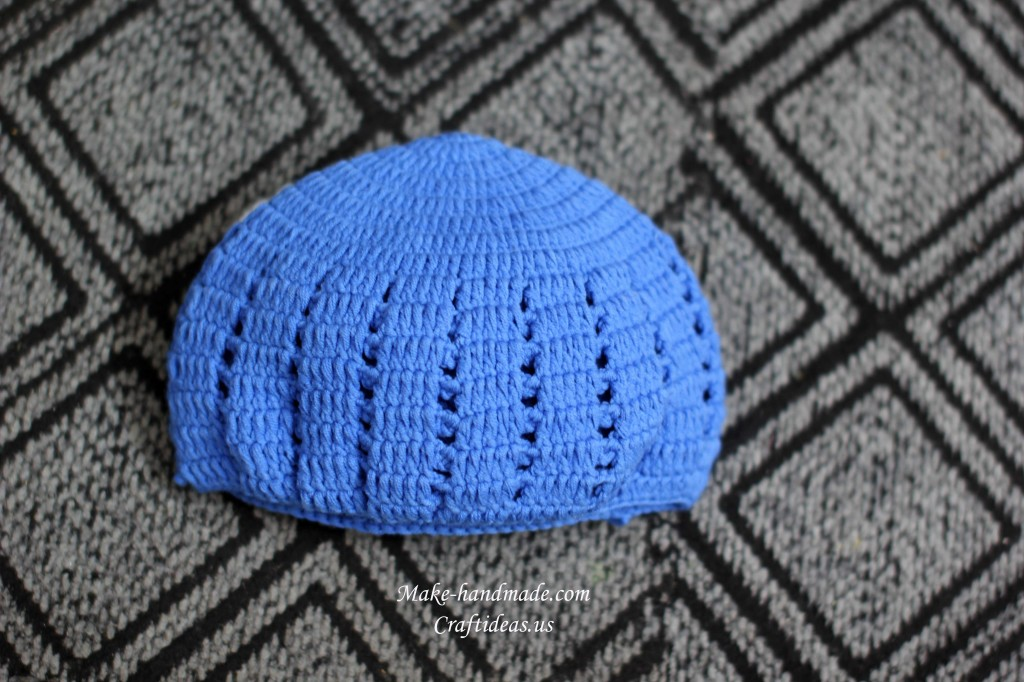 crochet cute baby hat