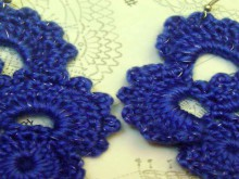 crochet cute earrings ideas