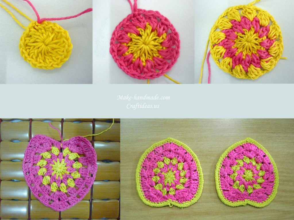 crochet hearts ideas