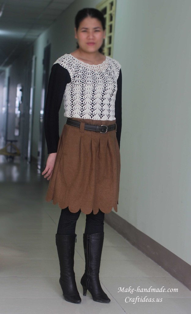 crochet ideas for top