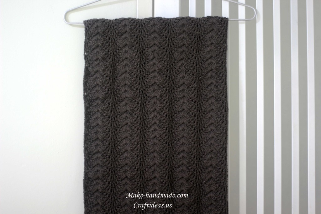 crochet scarf ideas