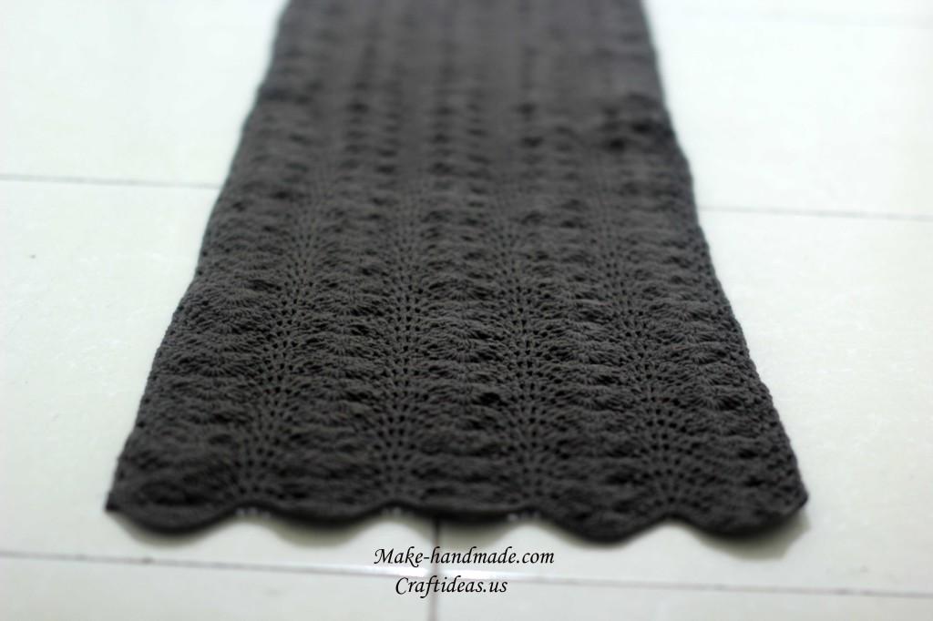 crochet scarves for girl