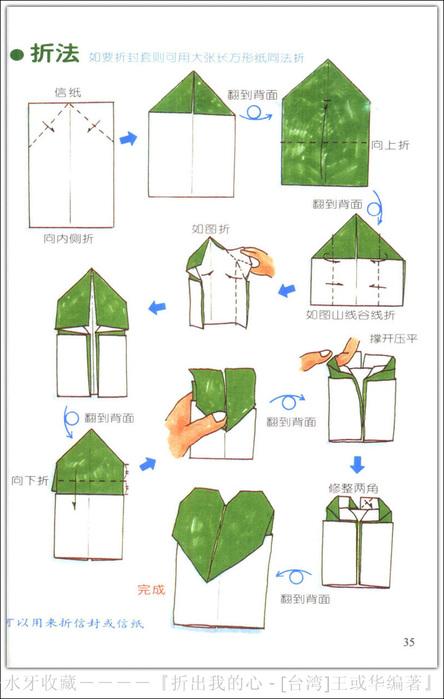 Открытка из оригами своими руками - Tuningss.ru