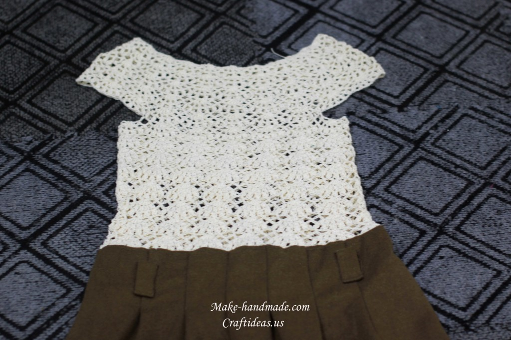sewing lace top for dress