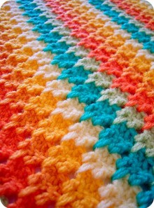 larksfoot crochet pattern stitch – baby afghan crochet geek