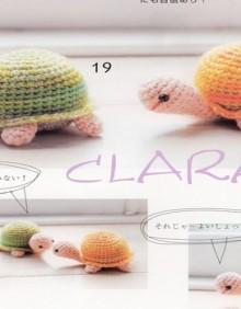 amigurumi crochet turtle, crochet pattern