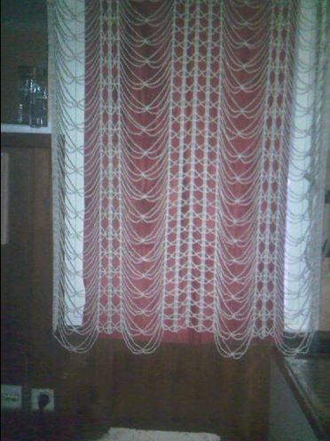 Paper Flower Curtain Ideas