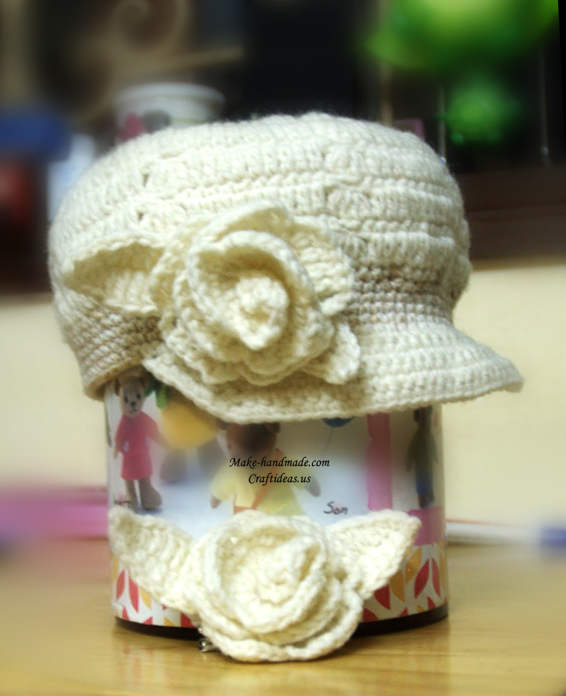 crochet cute cap ideas