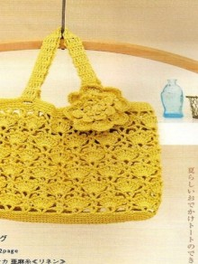 crochet easy handbags, crochet patterns