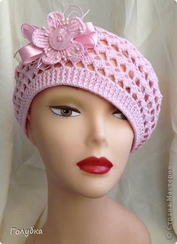 Crochet Lace Beret Crochet Pattern Make Handmade Crochet Craft