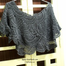 crochet so cute skirt and poncho 2 in 1