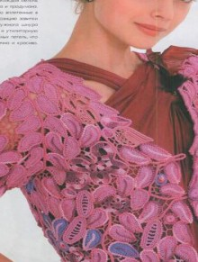 blouse in the art of irish lace 2