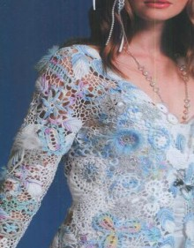 blouse in the art of irish lace 4
