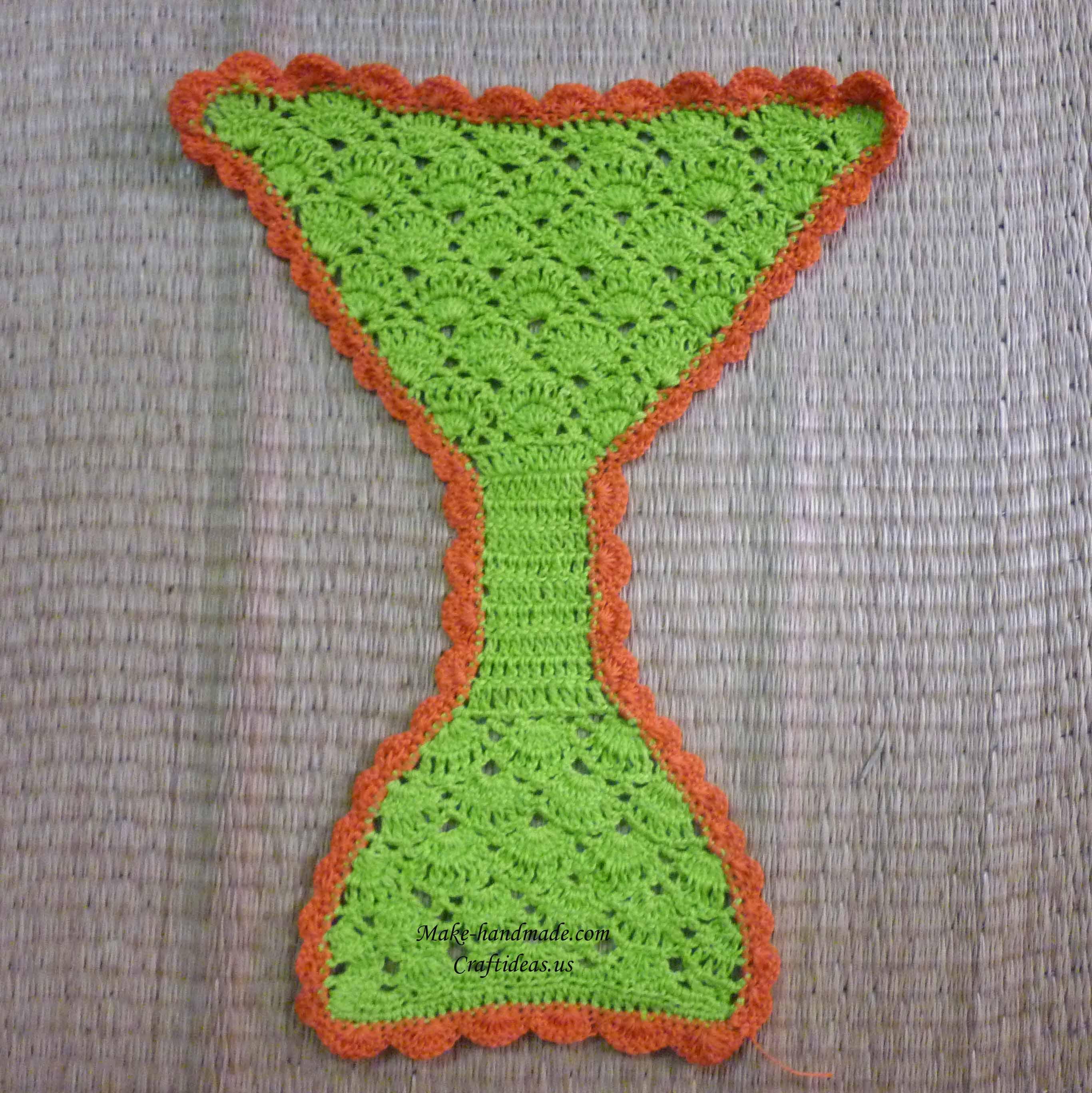 crochet summer swimsuits