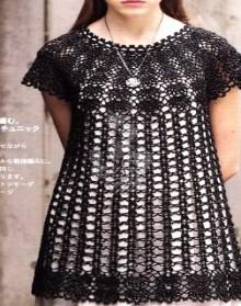 crochet beauty summer lace dress