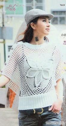 crochet charming lace summer fashion