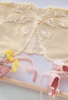 crochet lovely cardigan and vest for summer