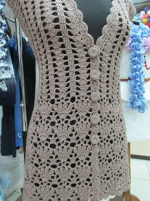 crochet so pretty jacket for girl