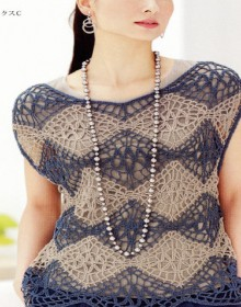 crochet strangle, cute summer top