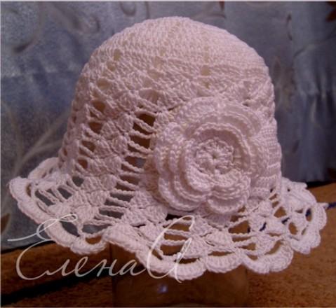 Летняя вязаная крючком панамка для девочки,шапочка для мальчика-по одной схеме вязания/4683827_20120330_104136 (479x440, 55Kb)