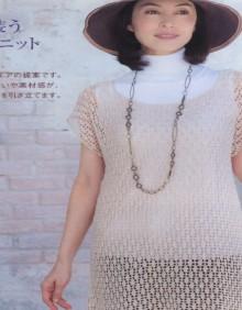 crochet summer lace dress and tunic