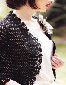 crochet vest and cardigan for summer