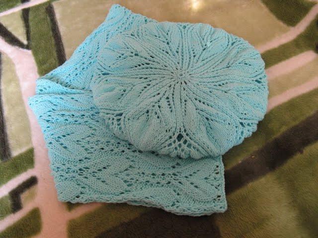 三角围巾 - 夏天 - 夏天的博客
