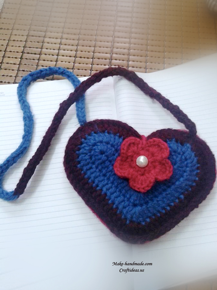 crochet baby handbag ideas
