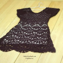 crochet so beauty dress for summer