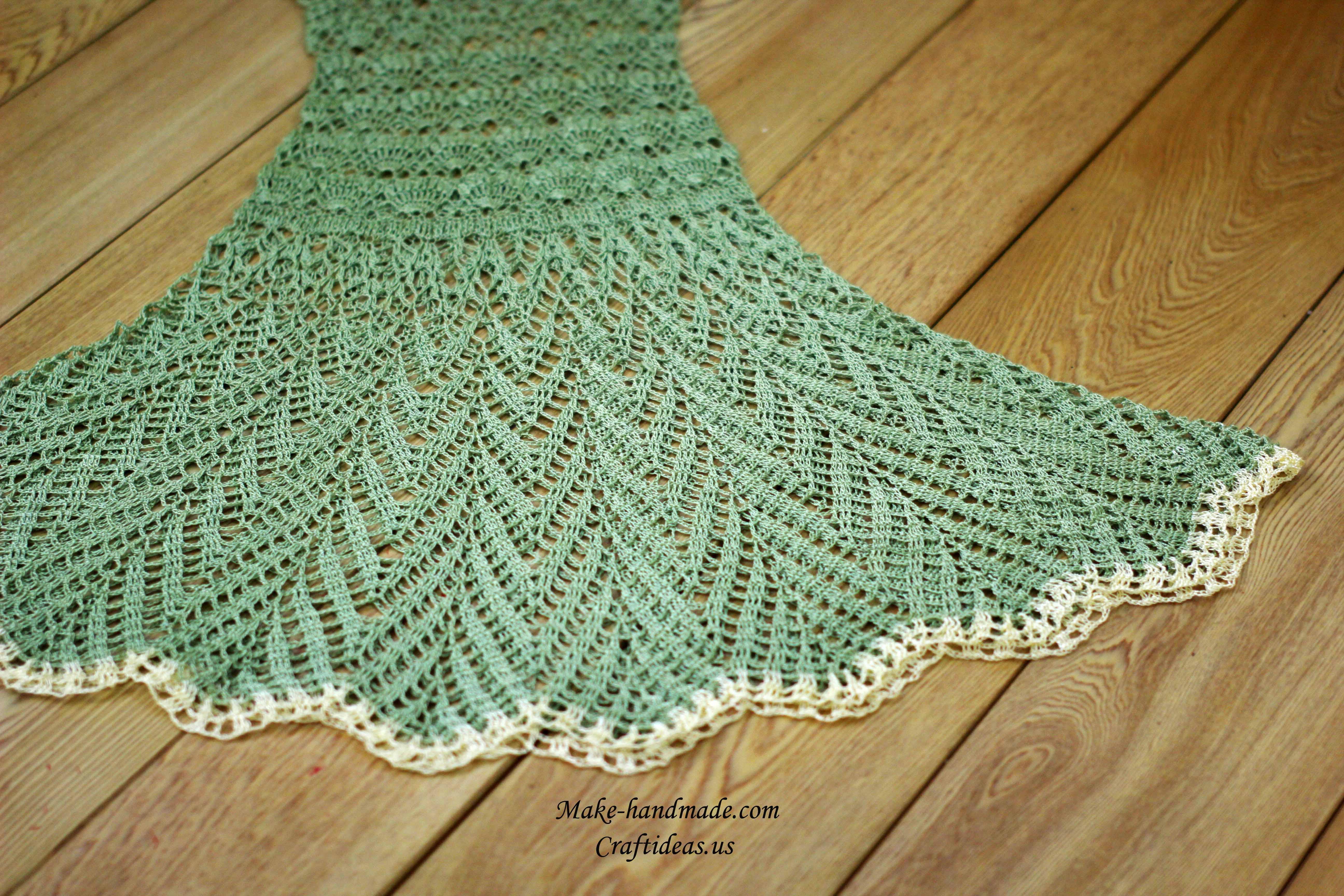 crochet dress for kid and girl