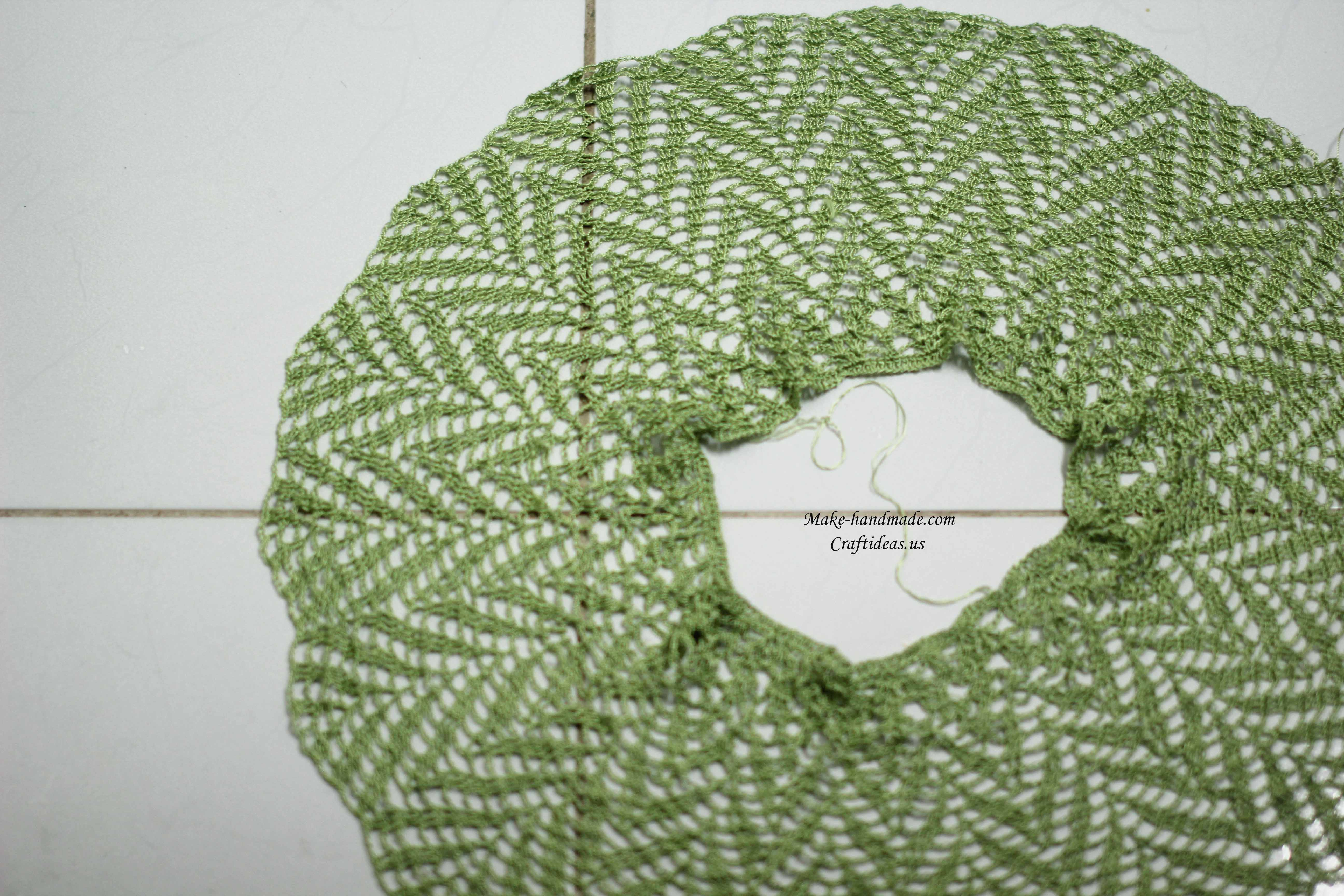 crochet fashion for summer