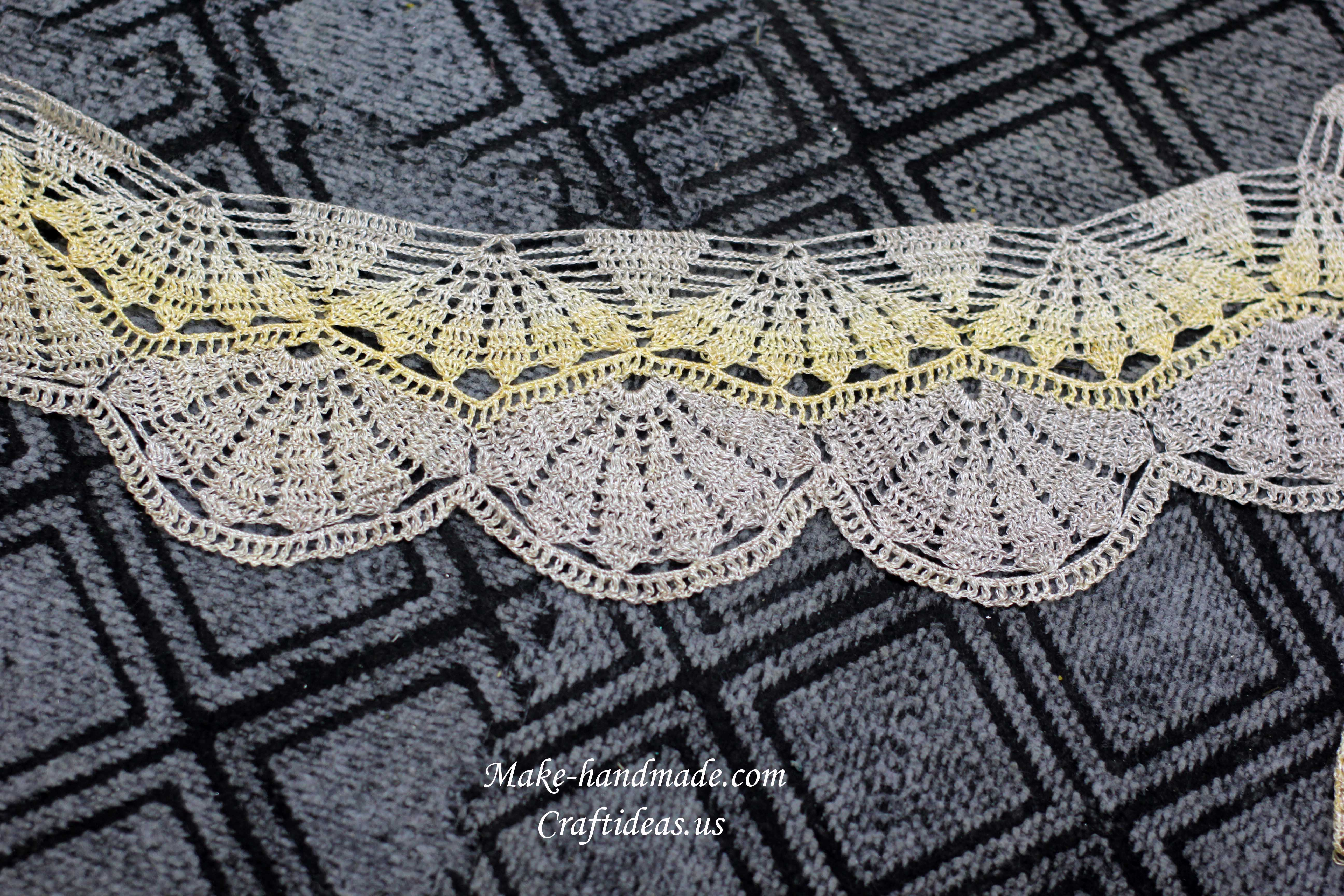 crochet ideas for fashion