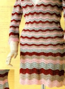 crochet beauty dress