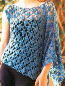 crochet so charming and fashionable summer top