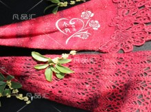 knitting and crochet beauty scarf for women