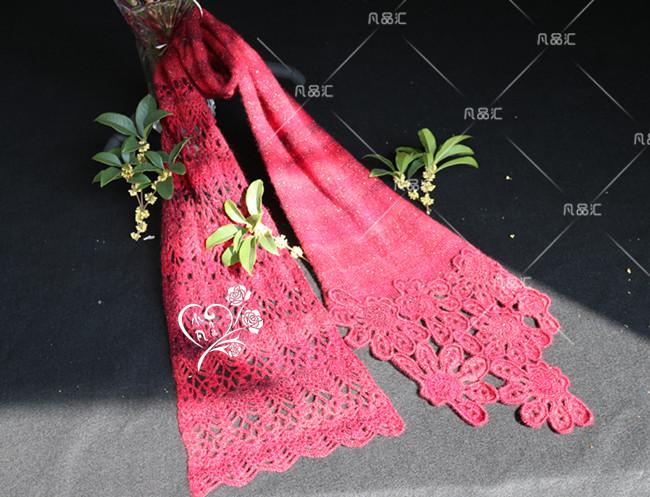 凡之围巾---- - 小凡 - 小凡爱编织