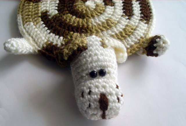 Crochet Cute Animal Coasters Make Handmade Crochet Craft