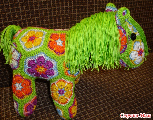 Awesome My Little Pony Free Crochet Patterns - Cool Creativities   391x500