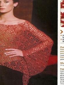crochet easy drap for beach