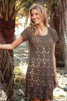 crochet summer dress for women