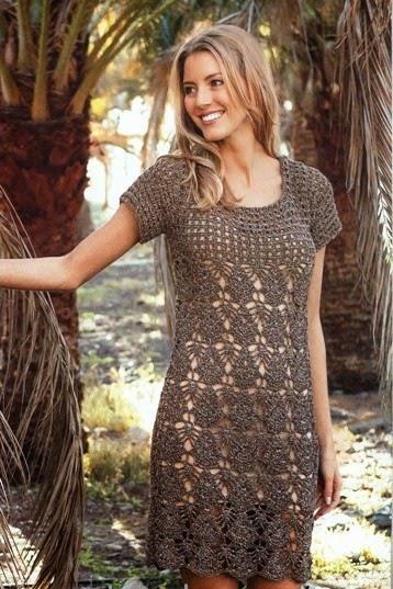 Crochet Summer Dress For Women Make Handmade Crochet Craft